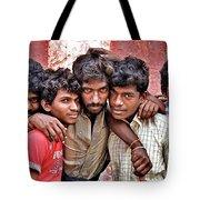 Strong Bonds Tote Bag