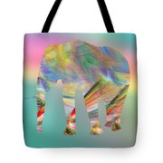 Strong Impression Tote Bag