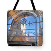 Bergdorf's Reflection Tote Bag