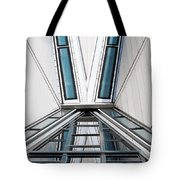Structure Reflections Tote Bag