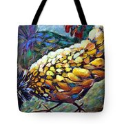 Strutting Tote Bag