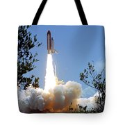 Sts-121 Launch Tote Bag