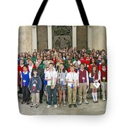 Students Catholic Schools 2007 Tote Bag