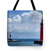 Studio Lighthouse Tote Bag
