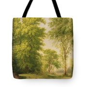Study From Nature - Hoboken Tote Bag