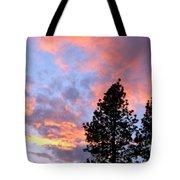 Stunning Spring Sky Tote Bag