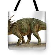 Styracosaurus Albertensis Tote Bag