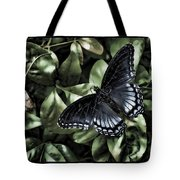 Subdued Butterfly Tote Bag