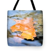 Submerged Sunset Tote Bag