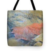 Submergence Tote Bag