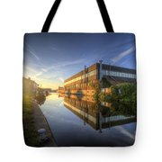 Suburban Sunrise 4.0 Tote Bag