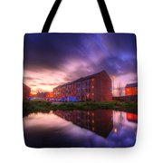Suburban Sunset 1.0 Tote Bag