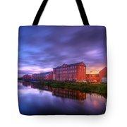Suburban Sunset 2.0 Tote Bag