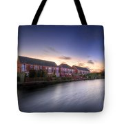 Suburban Sunset 3.0 Tote Bag