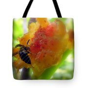 Succulent Fig Tote Bag