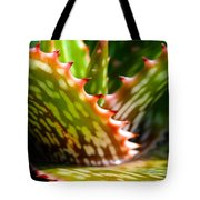 Succulents With Spines Tote Bag