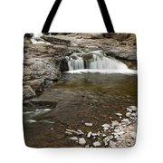 Sucker River Falls 2 E Tote Bag