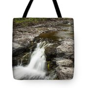 Sucker River Falls 2 N Tote Bag