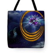 Sudden Appearance Tote Bag