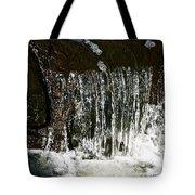 Suds Falls Tote Bag
