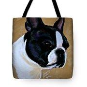 Suede's Grandson Tote Bag