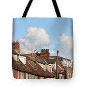 Suffolk Rooftops Tote Bag
