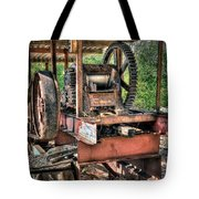 Sugar Cane Mill Tote Bag by Tamyra Ayles