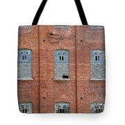 Sugar Mill Broken Windows Tote Bag