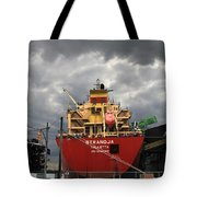 Sugar Ship Tote Bag