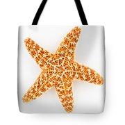 Sugar Starfish Tote Bag