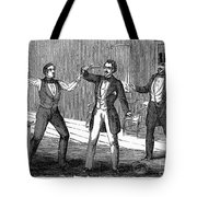 Suicide Attempt, 1859 Tote Bag