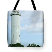 Sulfur Springs Water Tower Tote Bag