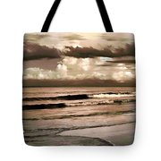 Summer Afternoon At The Beach Tote Bag