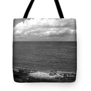Summer At The Point Tote Bag