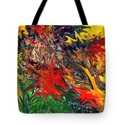 Summer Autumn Tote Bag