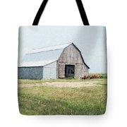 Summer Barn Tote Bag