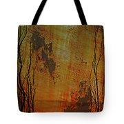 Summer Burn Tote Bag