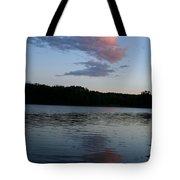Summer Cloud Reflections Tote Bag