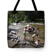 Summer Fun In Vail Tote Bag