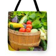 Summer Harvest Tote Bag
