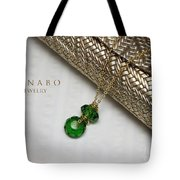 Summer In Green Tote Bag