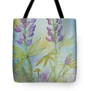 Summer Meadow Tote Bag