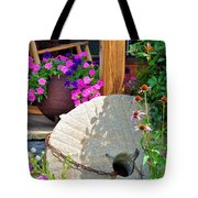 Summer Millstone Tote Bag