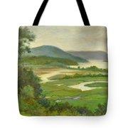 Summer Morning Hudson Highlands Tote Bag