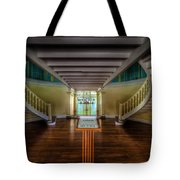 Summer Palace Tote Bag by Adrian Evans