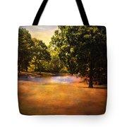 Summer Pond Tote Bag