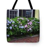 Summer Sidewalk Tote Bag