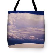 Summer Storms Over The Mountains 2 Tote Bag