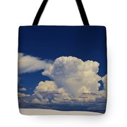 Summer Storms Over The Mountains 3 Tote Bag