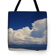 Summer Storms Over The Mountains 4 Tote Bag